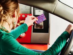 contactloze MasterCard kredietkaart
