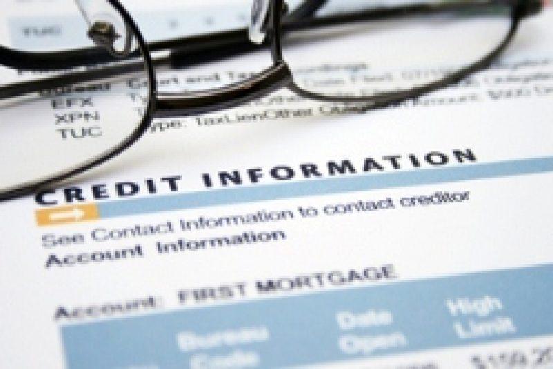 Krediet met een registratie bij de Nationale bank van Belgie