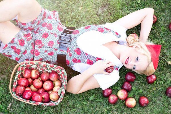 Heb je geen appeltje voor de dorst?